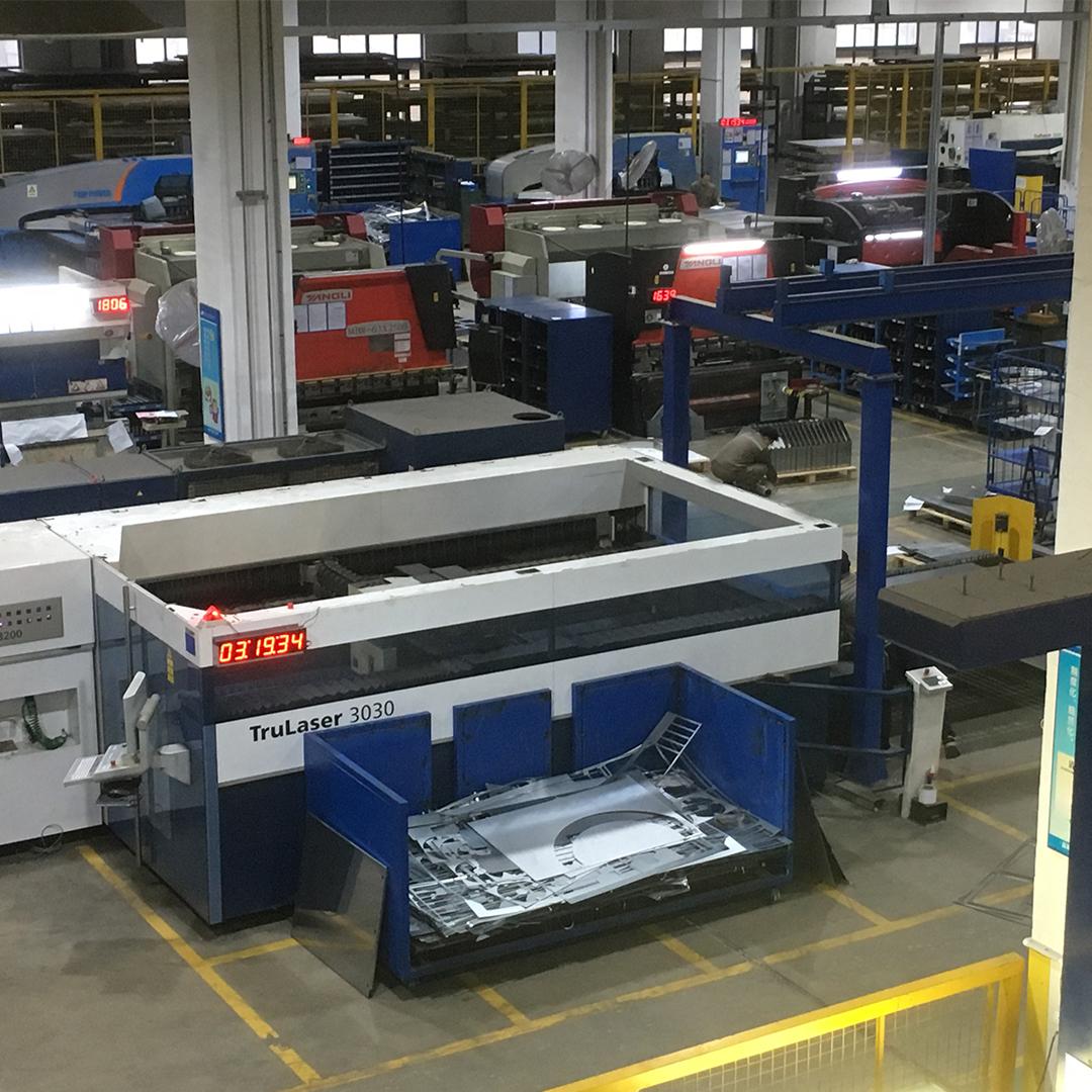 China Factory Machine